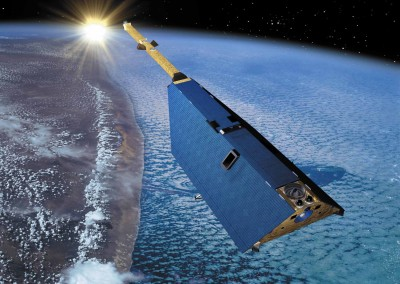 The Coral Reef Satellite Mission – From Sea to Space