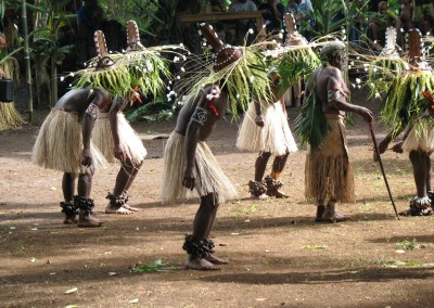 Vanuatu Men's Secret Society Dance