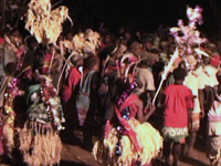 Vanuatu Tanna Island Celebration Night