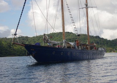 Sailing Vessel Mir